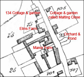 cosgrove manor farm Two Story Farmhouse the older surviving houses in the village are built of local limestone and were presumably originally thatched a cottage at the green no